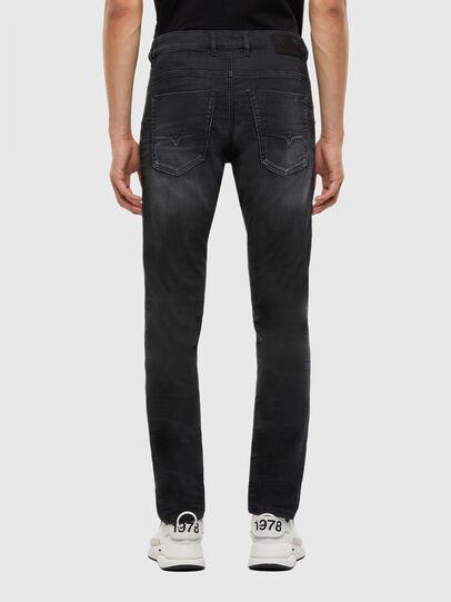 Diesel - KROOLEY JoggJeans® 009KD, Schwarz/Dunkelgrau - Jeans - Image 2