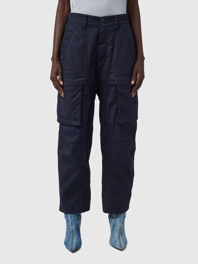 Diesel - D-Emma JoggJeans® 0CEAT, Bleu Foncé - Jeans - Image 1
