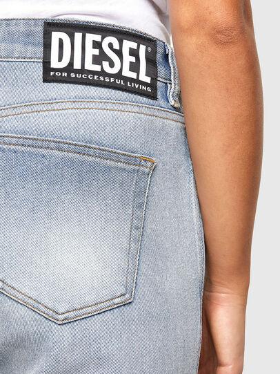 Diesel - D-Joy 009IZ, Hellblau - Jeans - Image 4