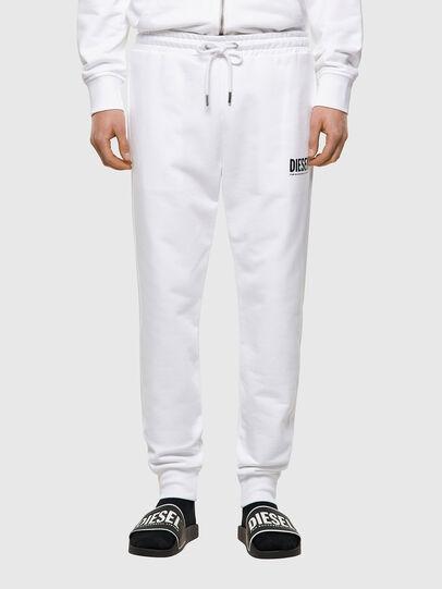 Diesel - P-TARY-ECOLOGO, Blanc - Pantalons - Image 1