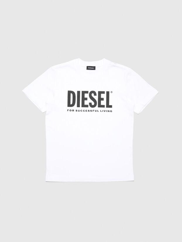 TJUSTLOGO, Weiß - T-Shirts und Tops