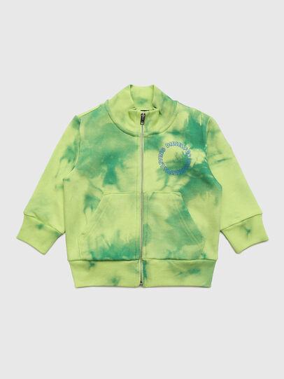 Diesel - SAMMYB, Vert - Pull Cotton - Image 1
