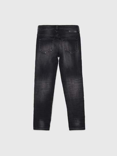 Diesel - D-SLANDY-HIGH-J JOGGJEANS, Nero/Grigio scuro - Jeans - Image 2