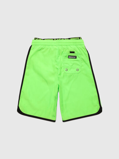 Diesel - MBXSAND, Vert Fluo - Beachwear - Image 2