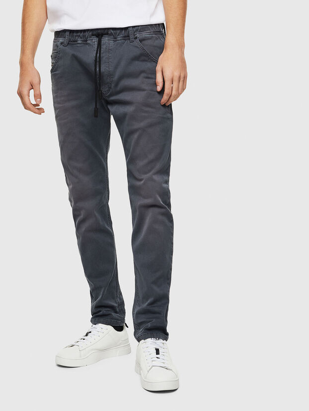 Krooley JoggJeans 0670M, Dunkelgrau - Jeans