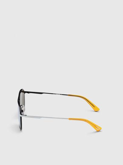Diesel - DL0296, Grau - Sonnenbrille - Image 3