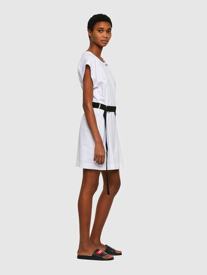 Diesel - D-EASY, White - Dresses - Image 4