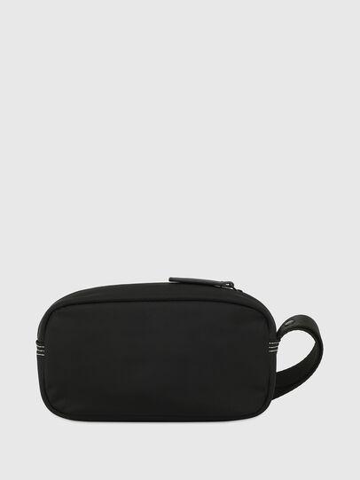 Diesel - BOLD POUCH II, Black - Bags - Image 2
