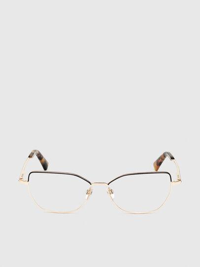 Diesel - DL5355, Rosa/Schwarz - Korrekturbrille - Image 1