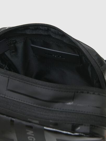 Diesel - X-BOLD DOUBLE CROSS, Noir - Sacs en bandoulière - Image 4