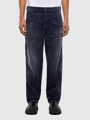 D-Franky 009IY, Dunkelblau - Jeans