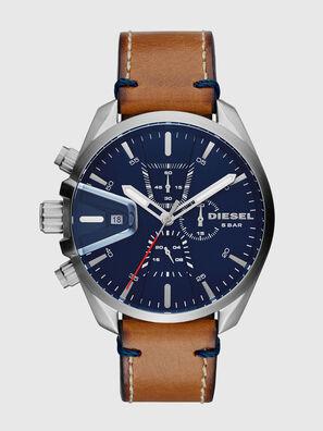 DZ4470, Braunes Leder - Uhren