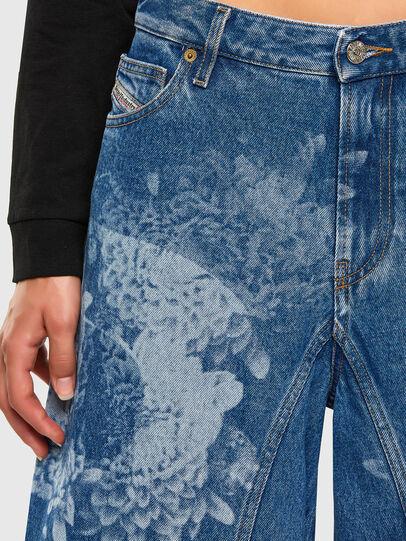 Diesel - D-Spritzz 009GV, Mittelblau - Jeans - Image 3