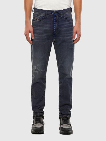 Diesel - D-VIDER JoggJeans® 069PR, Dunkelblau - Jeans - Image 1