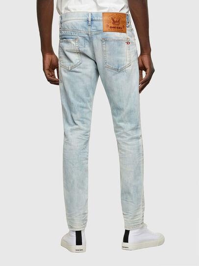 Diesel - D-Strukt 009TN, Hellblau - Jeans - Image 2