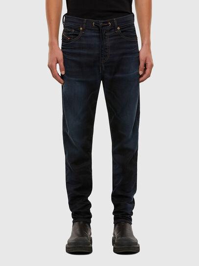 Diesel - D-Vider JoggJeans 069QF, Dunkelblau - Jeans - Image 1
