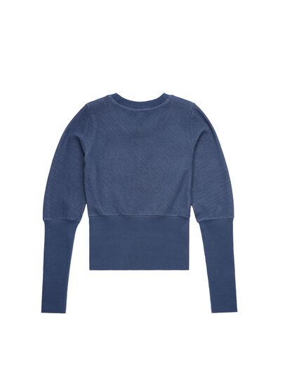 Diesel - UFLT-WILLAS-DW, Blau - Sweatshirts - Image 2