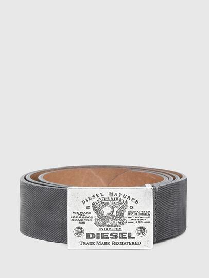 Diesel - B-FILIN, Black - Belts - Image 1
