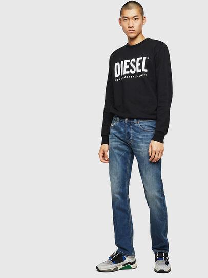 Diesel - Larkee 083AA, Mittelblau - Jeans - Image 5