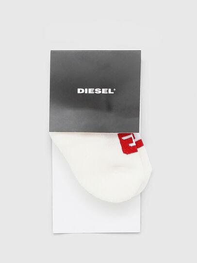 Diesel - ZEBODIV-NB, Weiß - Weitere Accessoires - Image 2