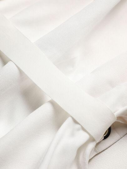 Diesel - DTIEP, Weiß - Kleider - Image 5