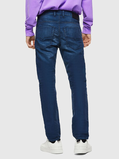 Diesel - Krooley JoggJeans 0098H, Mittelblau - Jeans - Image 2