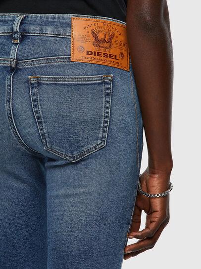 Diesel - D-Ollies JoggJeans® 069XA, Blu medio - Jeans - Image 4