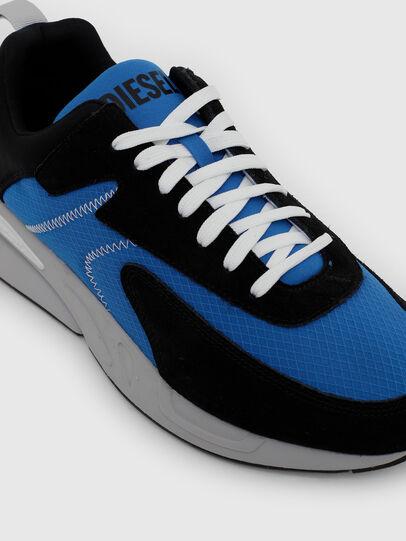 Diesel - S-SERENDIPITY LOW CU, Noir/Bleu - Baskets - Image 5