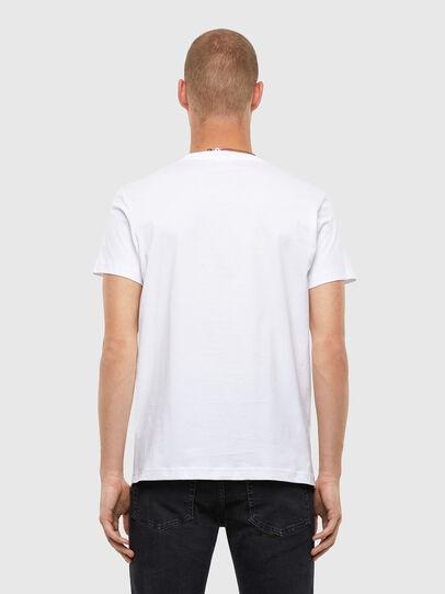 Diesel - T-DIEGOS-N25, Weiß - T-Shirts - Image 2