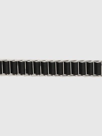 Diesel - B-BUL, Noir - Ceintures - Image 4