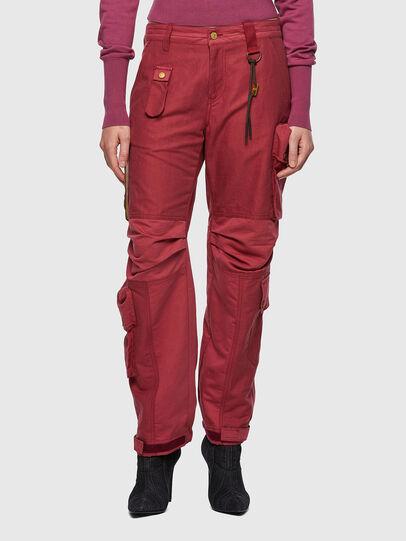 Diesel - P-GIULIA, Rose - Pantalons - Image 1