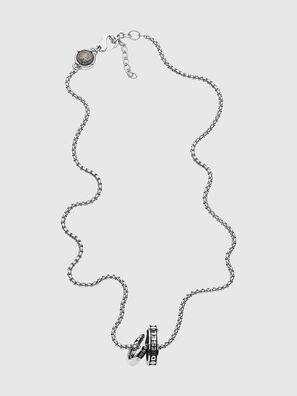 DX1168, Silber - Halsketten