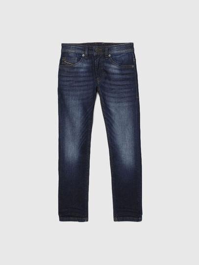 Diesel - THOMMER-J, Bleu Foncé - Jeans - Image 1