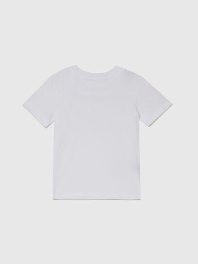 Diesel - TESSOB-R, Weiß - T-Shirts und Tops - Image 2