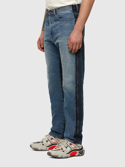 Diesel - D-Macs 009HX, Mittelblau - Jeans - Image 5