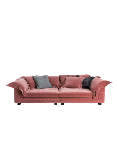 Diesel - NEBULA NINE - SOFA, Multicolor  - Furniture - Image 1