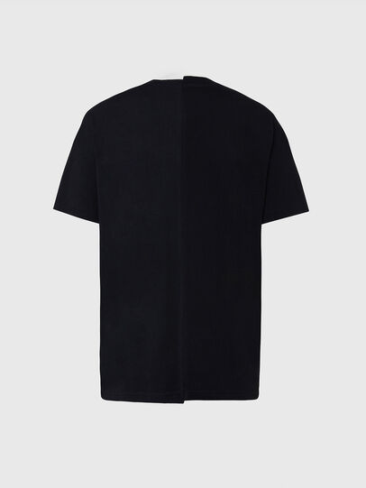 Diesel - T-JUBBLE-X2, Schwarz - T-Shirts - Image 2