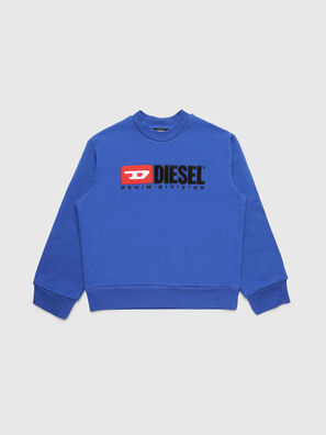 SCREWDIVISION OVER, Himmelblau - Sweatshirts