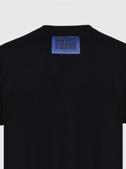 Diesel - T-DIEGOS-X70, Schwarz - T-Shirts - Image 4