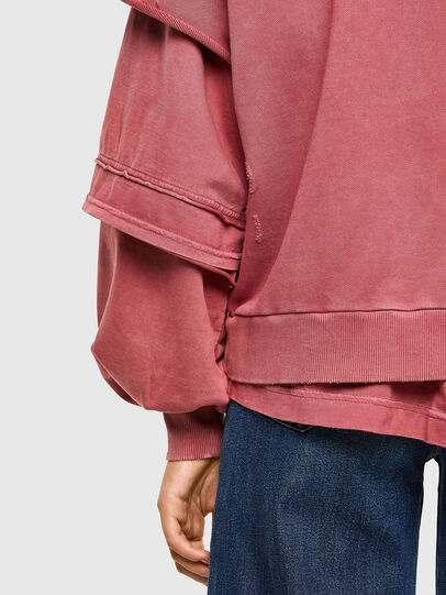 Diesel - F-STRAT, Rosa - Sweatshirts - Image 4