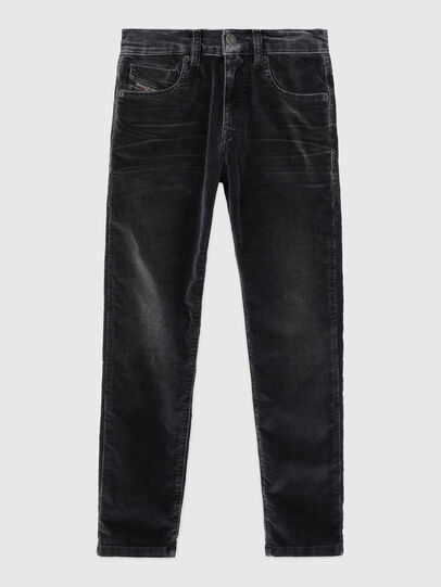 Diesel - D-STRUKT-J, Black - Jeans - Image 1