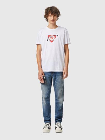 Diesel - T-DIEGOS-K24, Blanc - T-Shirts - Image 4