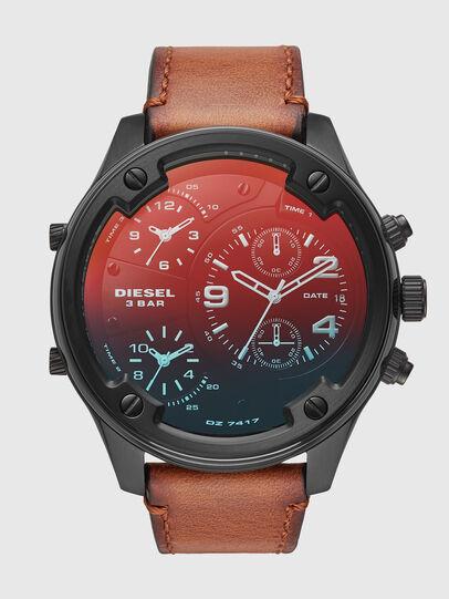 Diesel - DZ7417, Braun/Schwarz - Uhren - Image 1