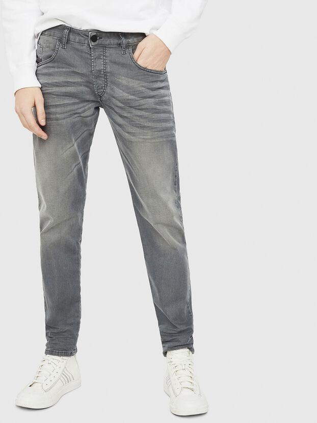 D-Bazer 0699P, Jeansgrau - Jeans