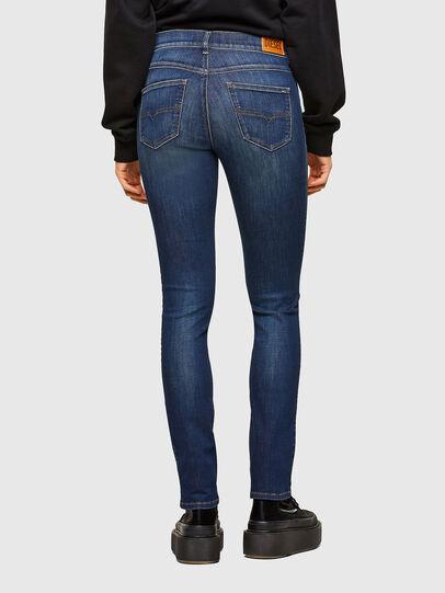 Diesel - Sandy 009HL, Bleu Foncé - Jeans - Image 2