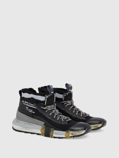 Diesel - H-PADOLA GL, Schwarz - Sneakers - Image 2