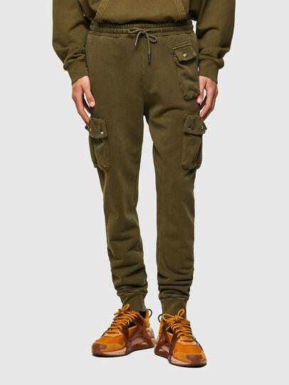 Diesel - P-TARPOCK, Vert Militaire - Pantalons - Image 1