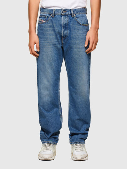 Diesel - D-Macs 009MG, Medium blue - Jeans - Image 1
