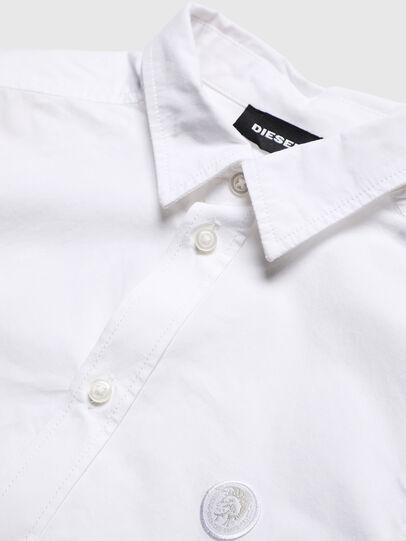 Diesel - CSBILL, Weiß - Hemden - Image 4