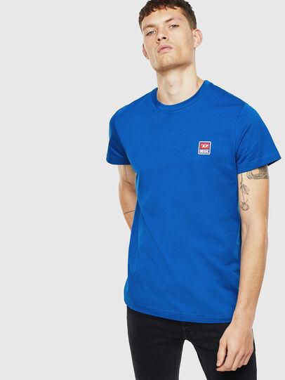 Diesel - T-DIEGO-DIV, Blau - T-Shirts - Image 1